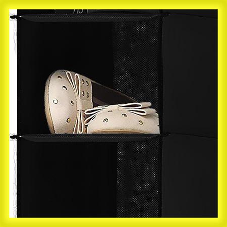 خرید اینترنتی و قیمت آویز طبقاتی کفش و لوازم داخل کمد Hanging Organizer