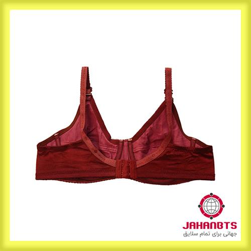 مشخصات و قیمت خرید سوتین گیپور برند HR کد 22Gh