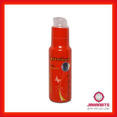 مشخصات خرید و ارسال محرمانه ژل گرم کننده واژن ایموشن نارنجی Emotion