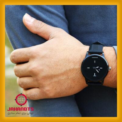 ساعت مردانه برند Shshd طرح Unikx