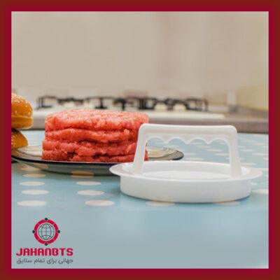 همبرگر زن دستی خانگی Progressive - پک 2 عددی
