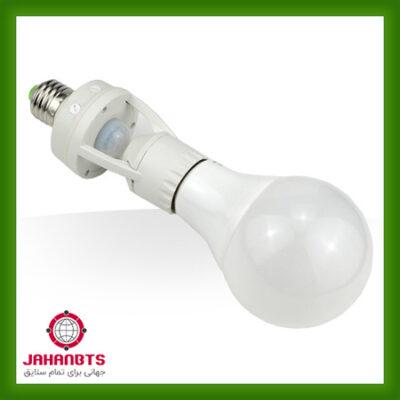 خرید اینترنتی سرپیچ لامپ سنسوردار پیشرفته قابل تنظیم با حسگر حرکتی و تایمرمدل m2