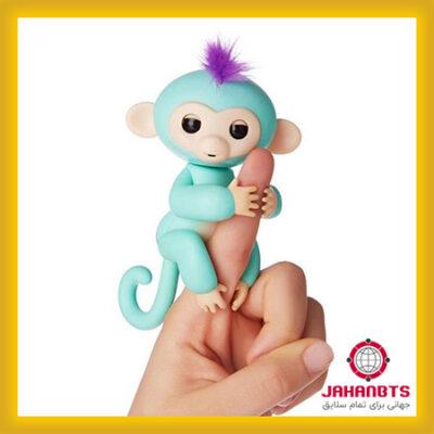 قیمت و خرید آنلاین ربات میمون بند انگشتی Baby Monkey