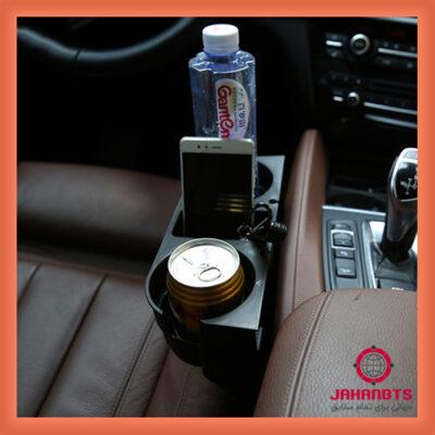 مشخصات و قیمت خرید جا لیوانی و کنسول خودرو CAR VALET