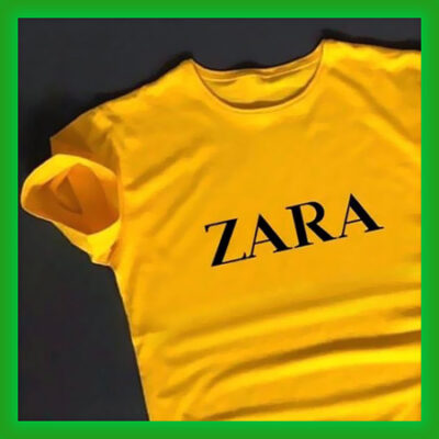 ست تیشرت آستین کوتاه مردانه Zara
