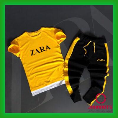 مشخصات و قیمت خرید ست تیشرت و شلوار مردانه Zara