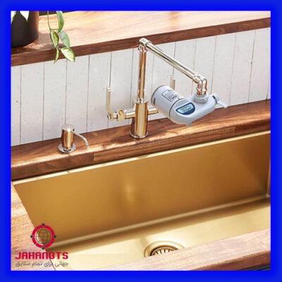 مشخصات و قیمت خرید دستگاه تصفیه آب خانگی اسپادانا AJ-225R مدل سرشیری
