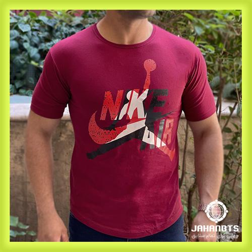خرید اینترنتی تیشرت مردانه نایک
