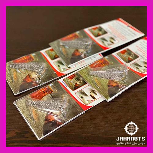 قیمت خرید پستی صافی چای مدل چتری بسته 3 عددی - چای صاف کن چتری