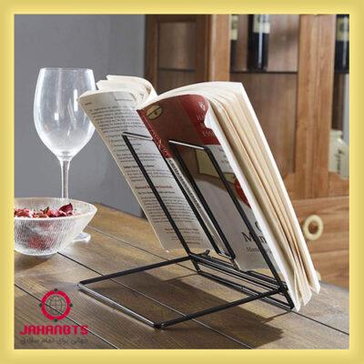مشخصات و قیمت خرید پایه نگهدارنده کتاب و تبلت مخصوص مطالعه و تماشای فیلم