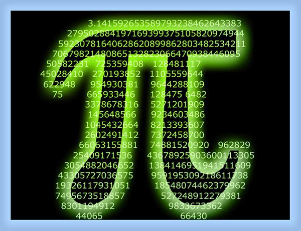 عدد پی اسرارآمیزترین عدد جهان که رازهای زیادی در آن نهفته است