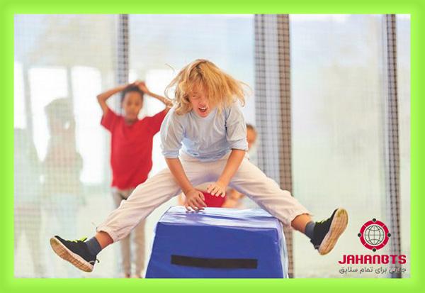 سرگرمی و بازی درون خانه برای کودکان و حتی بزرگسالان